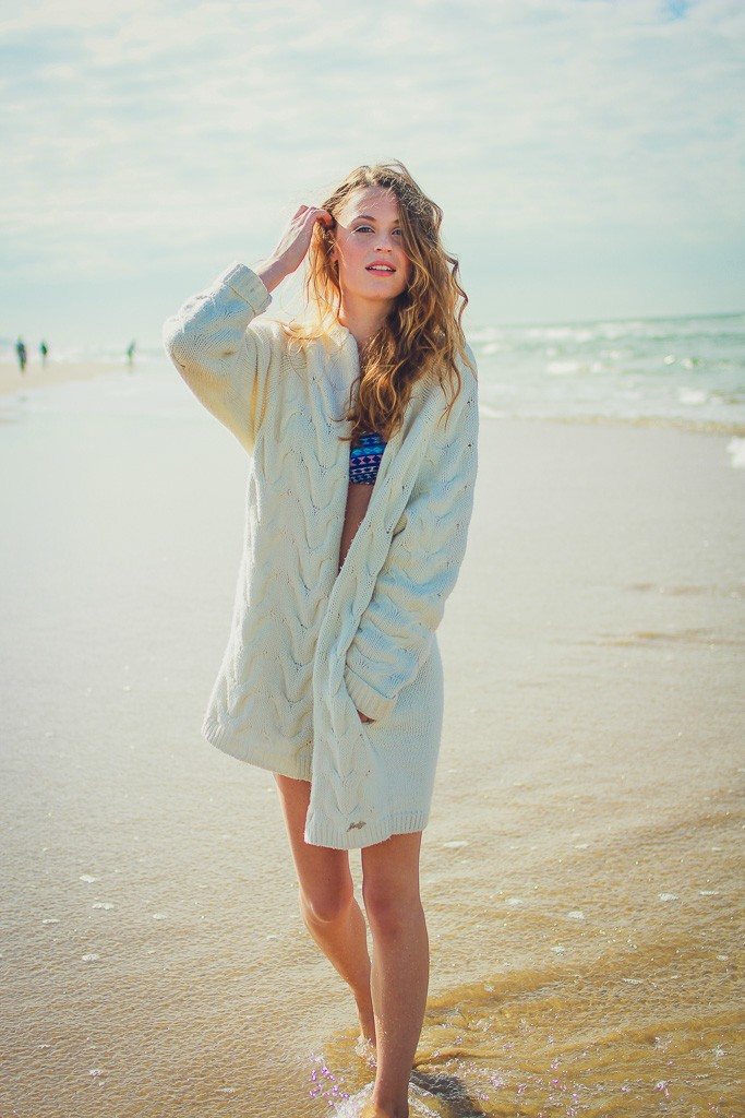 Day at the Beach with Emma